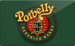 Buy Potbelly Gift Card