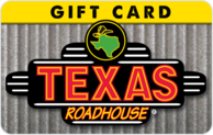 Buy Texas Roadhouse Gift Card
