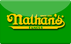 Sell Nathan's Famous Gift Card