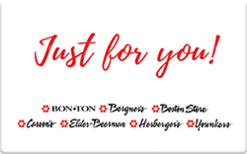 Buy Bon-Ton Gift Card