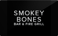 Sell Smokey Bones Gift Card
