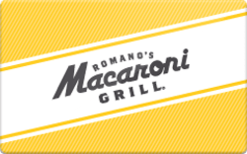 Sell Romano's Macaroni Grill Gift Card