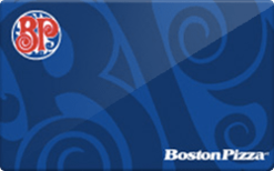 Sell Boston Pizza Gift Card