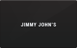 Buy Jimmy John's Gift Card