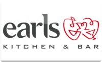 Buy Earl's Kitchen & Bar Gift Card