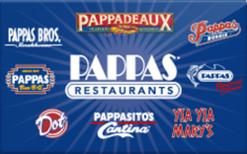 Pappas Restaurants Gift Card - Check Your Balance Online | Raise.com