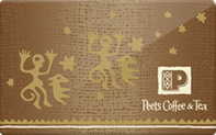 Buy Peet's Coffee & Tea (Physical) Gift Card