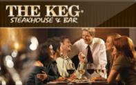 Buy The Keg Steakhouse & Bar Gift Card
