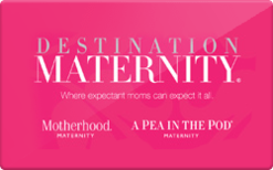 Sell Destination Maternity Gift Card