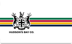 Hudson's Bay Co. Gift Card - Check Your Balance Online | Raise.com