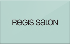 Sell Regis Salon Gift Card