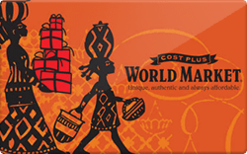 Sell Cost Plus World Market Gift Card