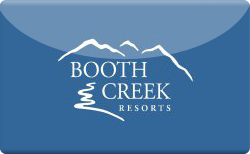Sell Booth Creek Resorts Gift Card