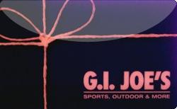 Buy G.I. Joe's Sports Gift Card