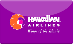 Sell Hawaiian Airlines Gift Cards | Raise