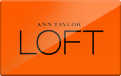 Buy Loft Gift Cards | Raise