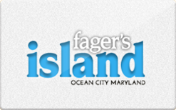 Sell Fager's Island Gift Card