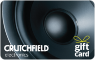 Buy Crutchfield Gift Card
