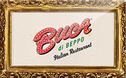 Buy Buca di Beppo Gift Card