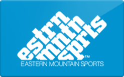 Sell Eastern Mountain Sports Gift Card