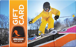 Sell Appalachian Ski Mountain Gift Card