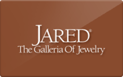 Buy Jared Gift Card