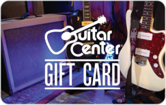 Sell Guitar Center Gift Card