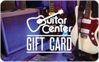 Buy Guitar Center Gift Card