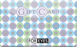 Sell FOR EYES Gift Card