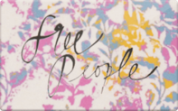 Buy Free People Gift Card
