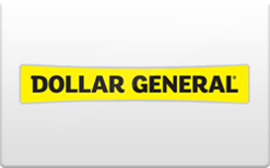 Buy Dollar General Gift Card