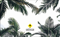 Cpk palm tree gift card taxon