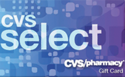 Sell CVS Select Gift Card