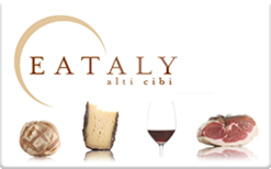 Sell Eataly Gift Card