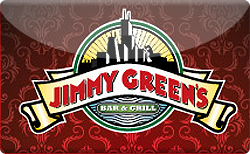 Buy Jimmy Green's Gift Card
