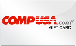 Buy CompUSA Gift Card