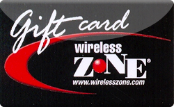 Sell Wireless Zone Gift Card