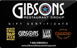 Buy Gibson's Restaurant Group Gift Card