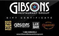 Buy Gibson's Restaurant Group Gift Card