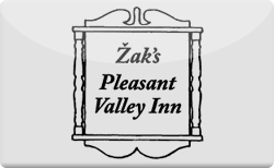 Buy Zak's Pleasant Valley Inn Gift Card