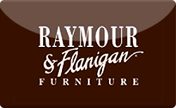 Sell Raymour & Flanigan Gift Card