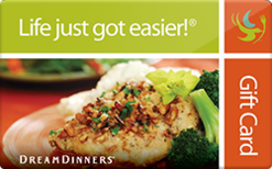 Sell Dream Dinners Gift Card