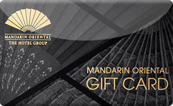 Buy Mandarin Hotel Group Gift Card