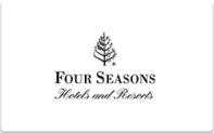 Buy Four Seasons Hotels and Resorts Gift Card