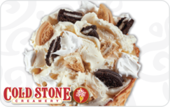Sell Cold Stone Creamery Gift Card