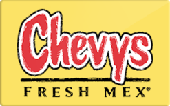 Sell Chevys Fresh Mex Gift Card