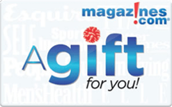 Buy Magazines.com Gift Card