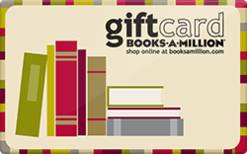 Sell Books-A-Million Gift Card