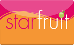 Sell Starfruit Gift Card