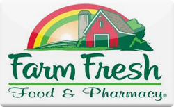 Sell Farm Fresh Food & Pharmacy Gift Card